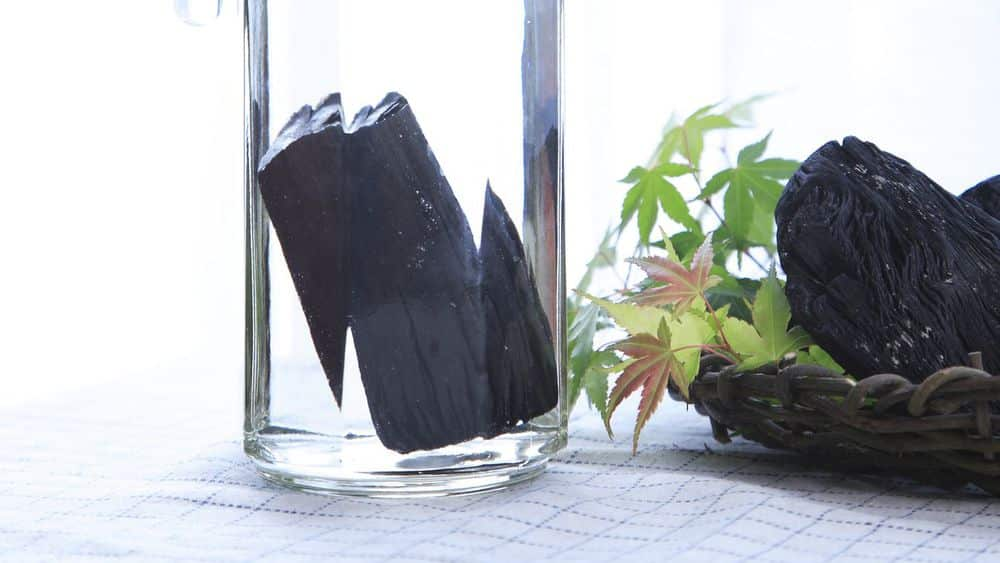 Le charbon actif pour purifier l'eau