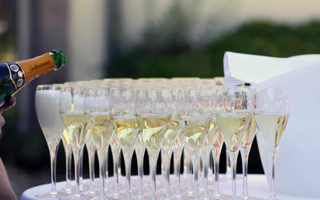 5 boissons pour la réception de votre mariage